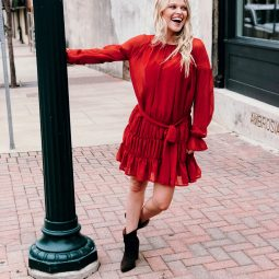 The November Dress of the Month!