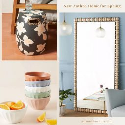 Anthropologie New Releases
